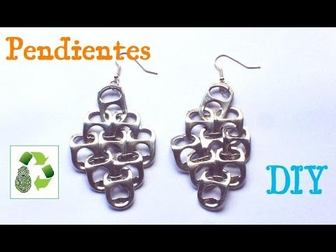 32. DIY PENDIENTES (RECICLAJE DE ANILLAS)