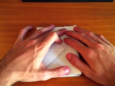 Cajita de origami - Cómo hacer papiroflexia