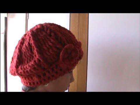 Como Hacer Un Gorro En Crochet Ganchillo