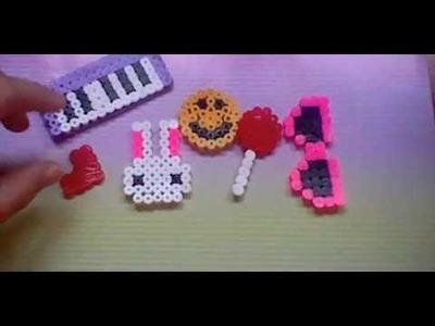 Creaciones Con Hama Beads #1