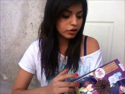 Entrega MAYO 2013 ♥ Smash Book • Proyectos Scrapbook  • Recomendación ♥