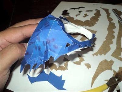 Papercraft GOKU SSJ3