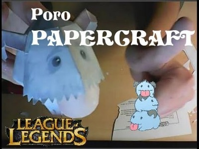 Papercraft! | Poro League of Legends