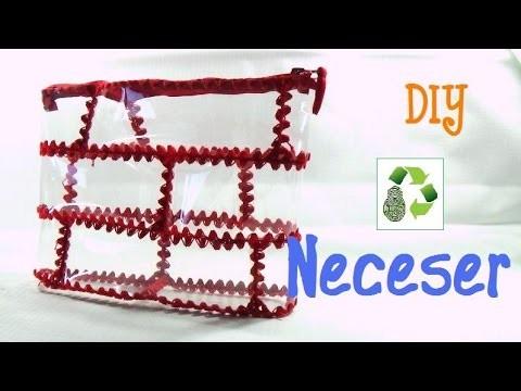28. DIY NECESER (RECICLAJE DE BOTELLAS DE PLÁSTICO)