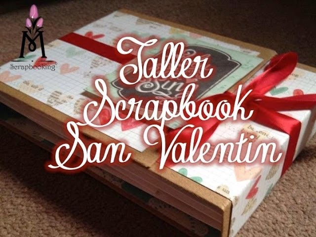 ¡Asiste a un taller de Scrapbooking con Memorabilia!