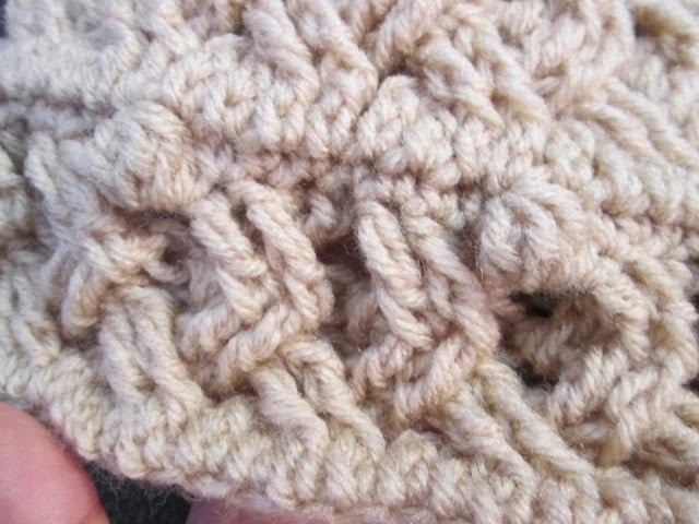 Como hacer gorro tejido con gancho (crochet)