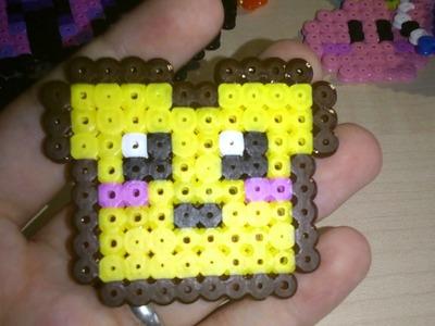 Creaciones nuevas de Hama beads!