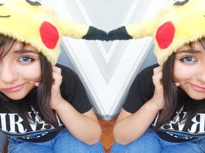 DIY † Pikachu Hat
