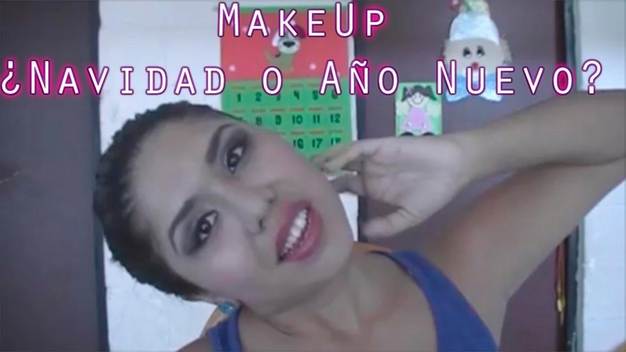 DIY: maquillaje para navidad I RoseDivas