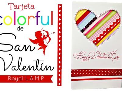 DIY: Tarjeta de San Valentín nº2