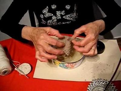 El Arte Insólito del Crochet - Porta Saumerios
