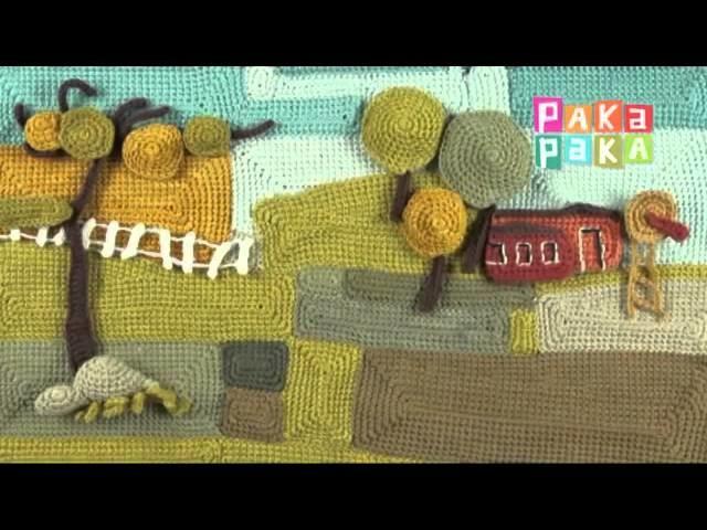 El patito feo en crochet amigurumi