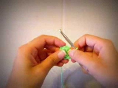 Iniciación al tejido a crochet - Parte 12 (Tejido Circular)