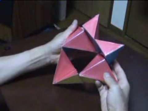 Origami transformer