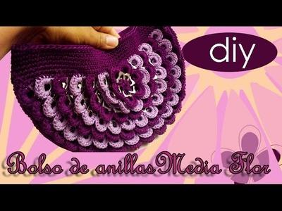 #Tutorial #bolsodeanillas #crochet parte 2