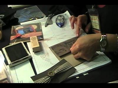 TG: Tarjeta Scrapbook Navideña