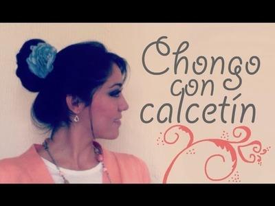 Chongo con Calcetín