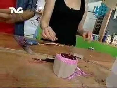 Cómo hacer una Toalla Cupcake (EC)