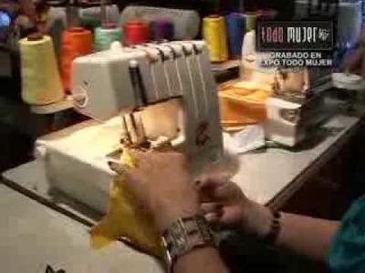 """Expo Todo Mujer - Máquinas de coser  """"Enigma"""""""