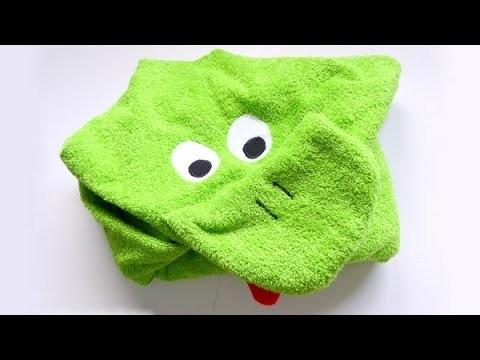 Toalla para bebé con capucha - Hooded baby towel