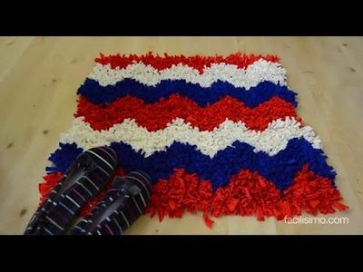 Cómo hacer una alfombra de trapillo | facilisimo.com
