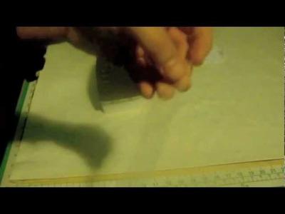 Como hacer una cortina romana  Parte 2.3 - La receta de la abuelita