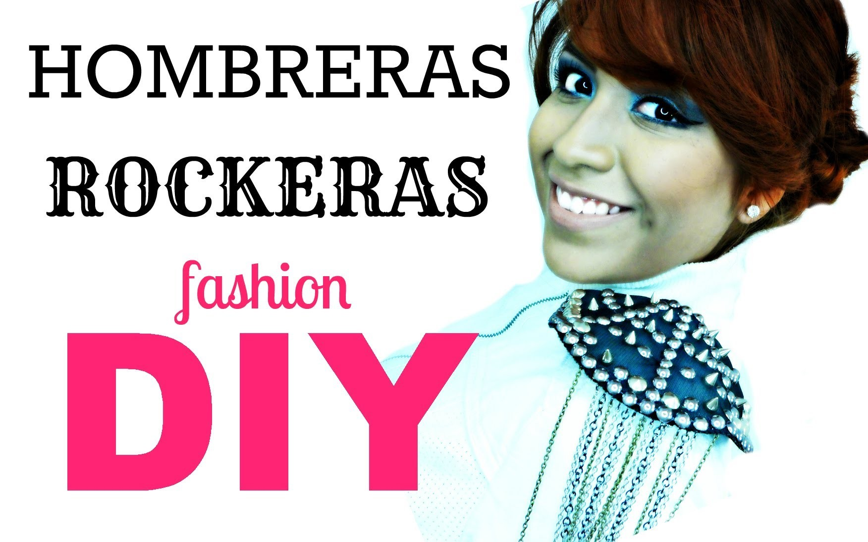 Fashion DIY: Hombreras Rockeras ♥ Royal LAMP
