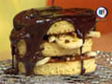Pastel de Hot Cake. Receta