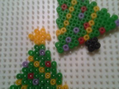 Arbol de Navidad con Hama Beads
