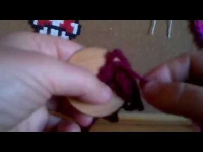 Cinturón de crochet. 2.3 mp4