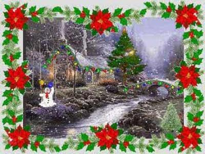 Hacemos una tarjeta de navidad. !!!!
