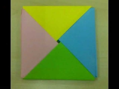 JUEGO DE PAPIROFLEXIA. ORIGAMICHUS. origami modular