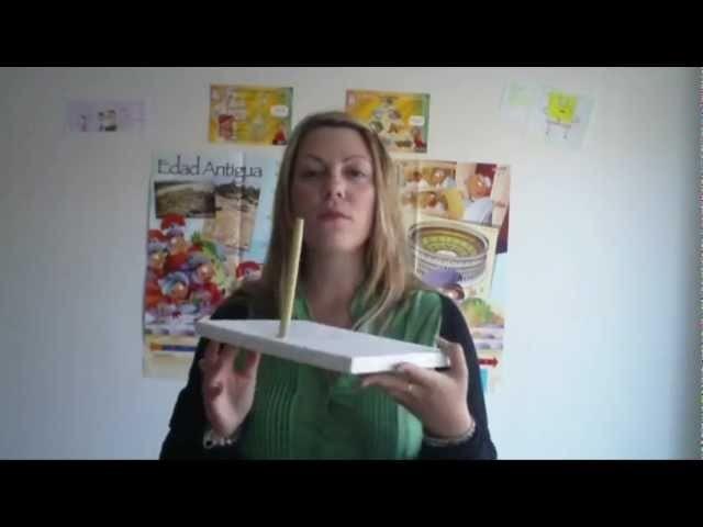 Reloj de Sol. DIY how make sundial