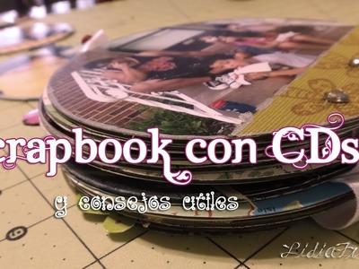 Scrapbook con CDS ::Proyecto Completo y Algunos TIPS a considerar::