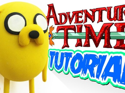 JAKE THE DOG Polymer Clay Tutorial | Porcelana Fría. Plastilina