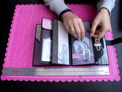 Fotofolio Gorjuss Nueva Colección Bellaluna crafts Scrapbooking