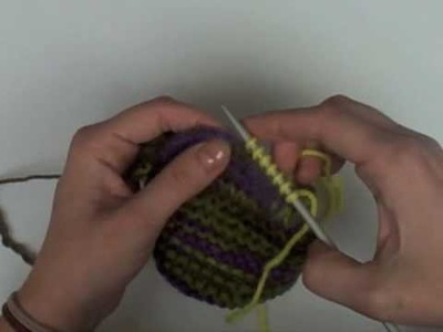 Levantar Puntos - Pick up Stitches - METODO 3