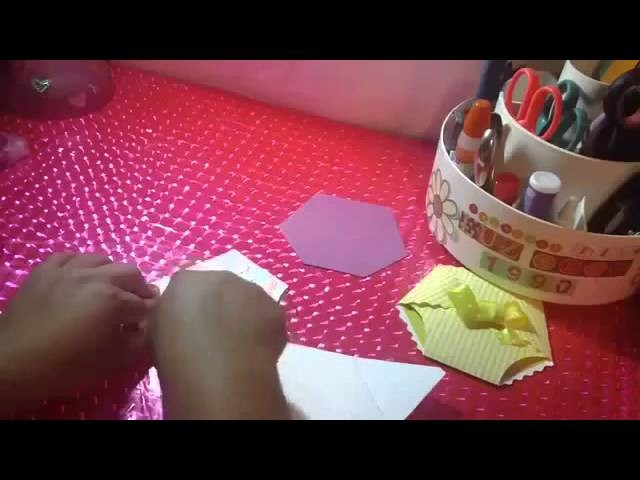 MANUALIDADES INVITACION para BABY SHOWER