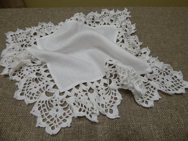 Orilla # 25 Crochet