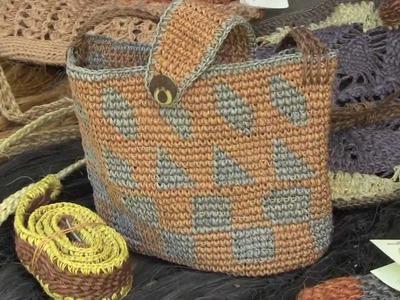 Como Hacer Artesanía de Cabuya. How to Make Crafts with Cactus Fiber - Ecuador