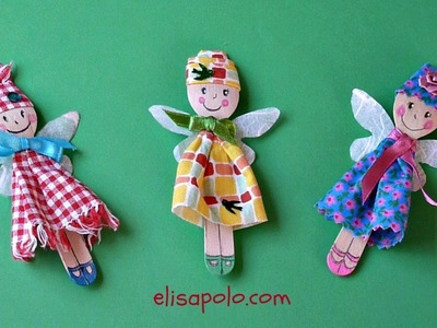 DIY, Broche Hadita, Fairy brooch, Ideas de Regalos, Ideas for Presents