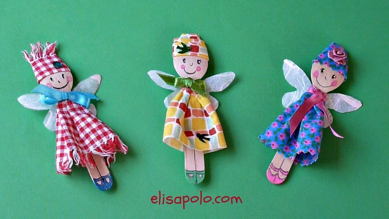 DIY, Broche Hadita, Fairy brooch, Ideas de Regalos, Ideas for Presents