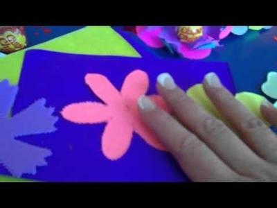 Flores de Papel (paper flowers)