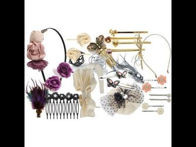 DIY: Crea tus accesorios para el cabello