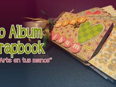 Eco Mini Álbum ::Scrapbook::