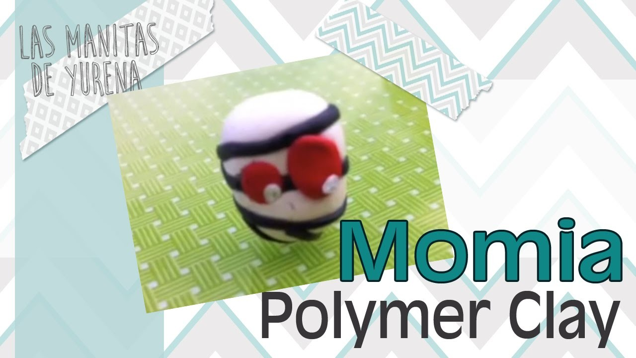 Momia polymer clay