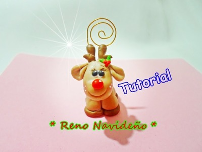 Tutorial Facil Reno navideño - DIY  Easy Rudolph reno