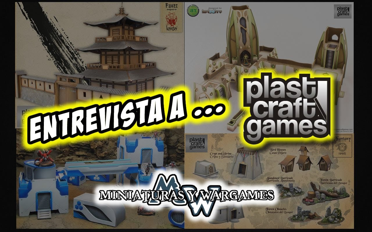 [FicZone 2014] Entrevista con Plast Craft Games
