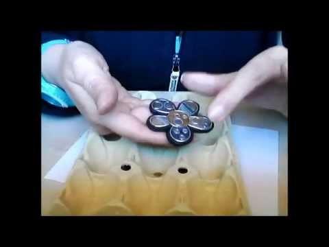 Arcilla Polimérica (Polymer Clay) : Imitación Esmalte Georgiano (Español)