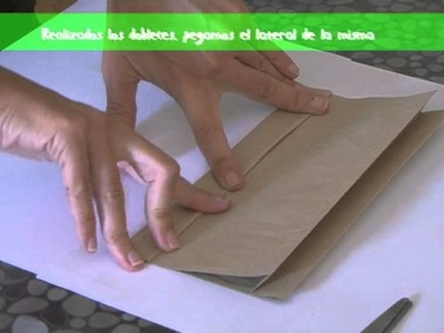 Bolsas de papel Guía infantil El Arca de Tiza